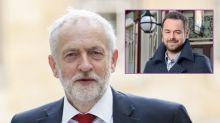 Jeremy Corbyn will celebrate election success by binge-watching EastEnders