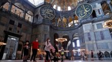 Turkish verdict paving way for Hagia Sophia mosque expected Friday - officials