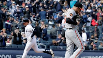 No team has ever given up homers like these O's