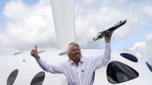 Virgin Galactic tem cabine de espaçonave para turistas ricos
