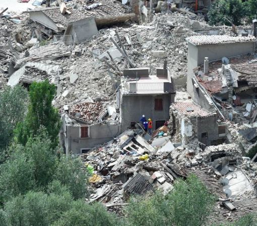 Here's why Italy is prone to devastating earthquakes