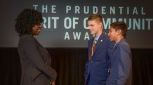 Two Connecticut youth honored for volunteerism at national award ceremony in Washington, D.C.