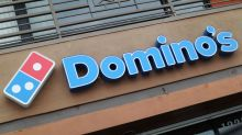 Growth cools at Domino's Pizza, investors slice shares