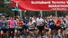 Thousands set to run 'bigger, better' Toronto Waterfront Marathon