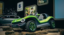 View Photos of the Volkswagen I.D. Buggy