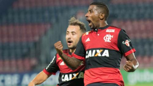 Rodinei destaca união do grupo do Fla e celebra golaço contra o Avaí