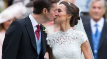 All The Details About Pippa's Extraordinary Wedding Cake