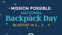 Lands' End Announces Fourth Annual Backpack Day on July 21st Offering 60 Percent Off All Backpacks