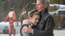 Harrison Ford Reacts to Carrie Fisher Heart Attack: 'I'm Shocked'