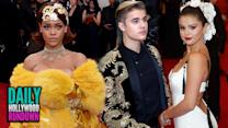 WTF Met Gala Fashion & Drama - Justin Bieber Sends Flirty Message To Selena DHR