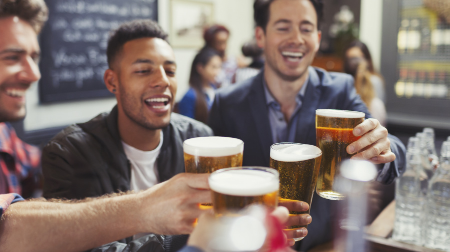 More young men are dying of liver disease- and binge drinking is to blame