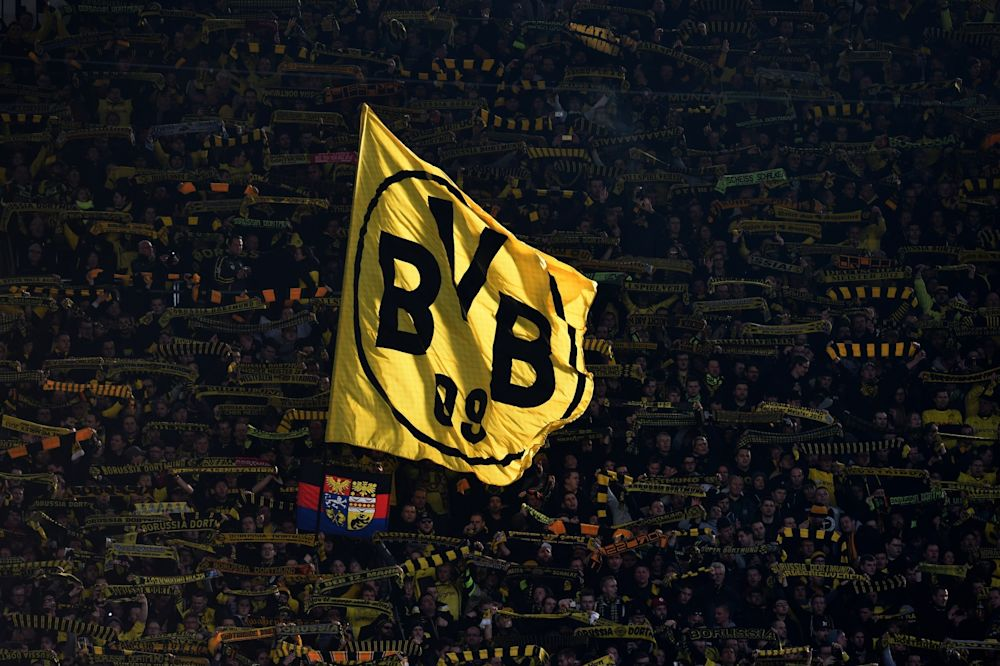 Borussia Dortmund flag
