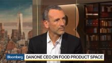 Danone CEO Says Consumers Led a Food Revolution
