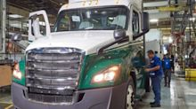 Daimler, PACCAR Join Rivals In Suspending Truck Production