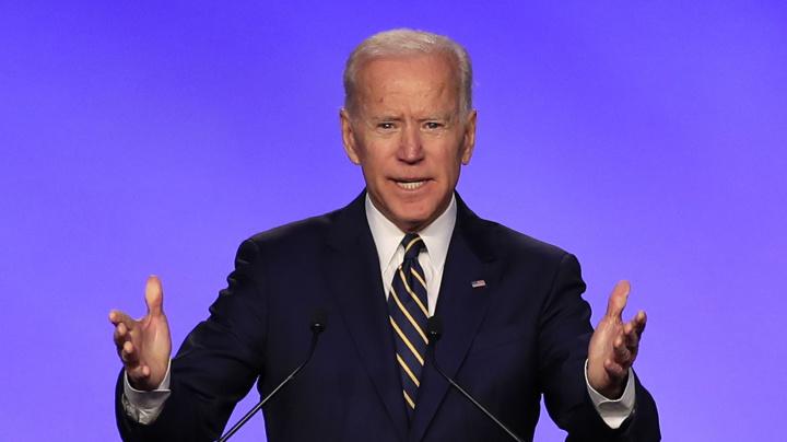 バイデンが正式に2020年大統領選挙運動を開始