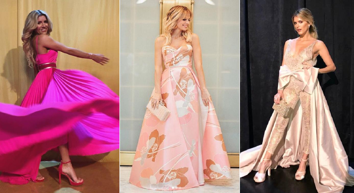 Los 5 looks más comentados de la gala de Gente