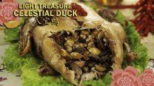 Eight Treasure Celestial Duck 八宝鸭
