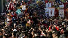 Philippines cancels 'Black Nazarene' parade as pandemic lingers