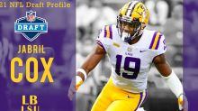 NFL Draft Video Profile: Jabril Cox is a great coverage LB that Bengals should target