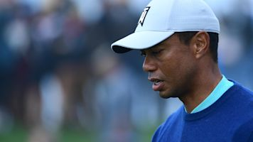 Tiger climbs early, loses momentum at Farmers