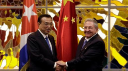 China, Cuba agree to deepen ties during PM Li's Havana visit
