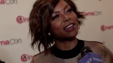 Drama queen Taraji P. Henson is 'happy to finally laugh' in upcoming 'What Men Want'