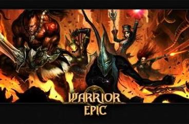 Warrior Epic set to launch on the 19th