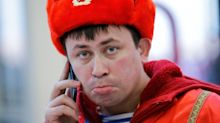 Russian reaction to hockey elimination? Stunned silence, shaken pride