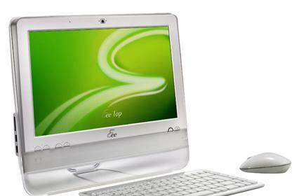 ASUS Eee Top ET1602 touchscreen all-in-one gets reviewed
