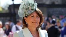 Carole Middleton's Royal Wedding Outfit Designer Hosts Fashion Show on Streets of London