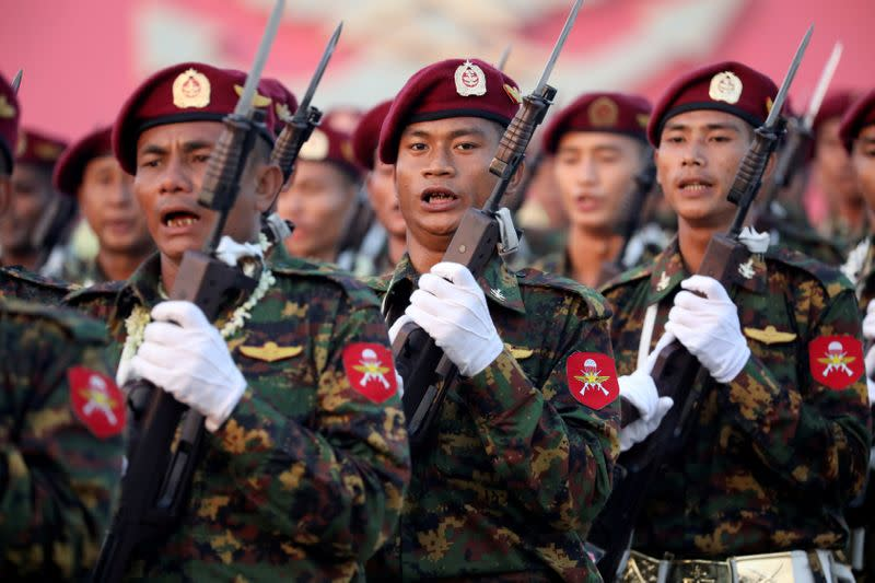 Myanmar army probes 'wider patterns' of abuse against Rohingya