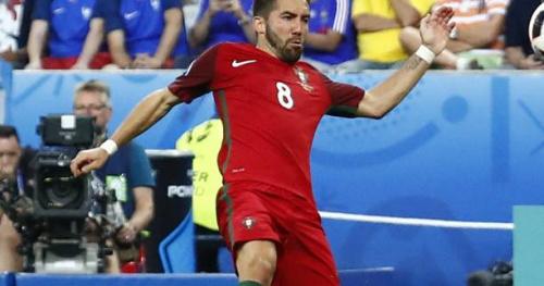 Foot - Amical - POR - Joao Moutinho et Bernardo Silva (Monaco) titulaires avec le Portugal contre la Suède