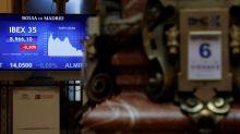 La Bolsa española pierde el 0,15 % pendiente de los datos en Europa y en EEUU