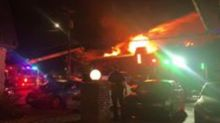 Injuries Reported in San Marcos Apartment Building Fire