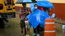 Se disuelve la caravana de migrantes centroamericanos que iba hacia EE.UU. en medio de la pandemia por coronavirus