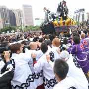 日本大神轎來台!台北溫泉季熱鬧玩北投
