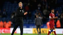 Klopp sees flawed performance at Leicester as typical of Liverpool