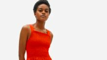 Everlane's new smock dress is perfect for just about any occasion