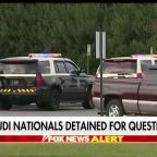 6 Saudi nationals taken into custody after Naval Air Station Pensacola shooting