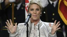Pink postpones opening show of Australian tour due to illness