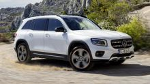 2020 Mercedes-Benz GLB 250 revealed with three rows of seats available