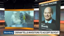 Osram CFO Discusses Results,  Buyout Offer