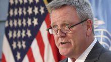 Senators ask FBI to investigate Blackmun for lying to panel