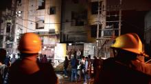 Delhi: 17 killed in Bawana factory fire