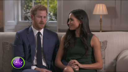 Harry and Meghan on tour