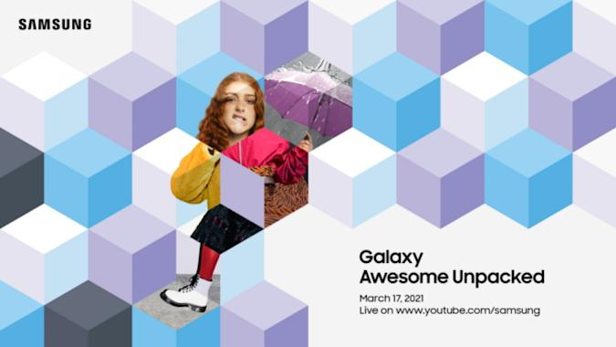 Samsung Awesome Unpacked