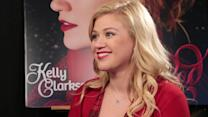 Kelly Clarkson Discusses Christmas Album 'Wrapped In Red'