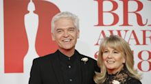 Phillip Schofield says 'talking saved me' after he revealed he was gay