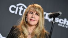 Stevie Nicks debuts her own 'Dreams' challenge — with roller skates