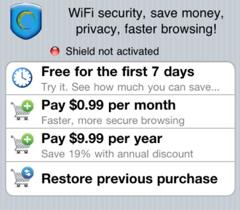 Hotspot Shield adds iOS connection protection with inexpensive VPN